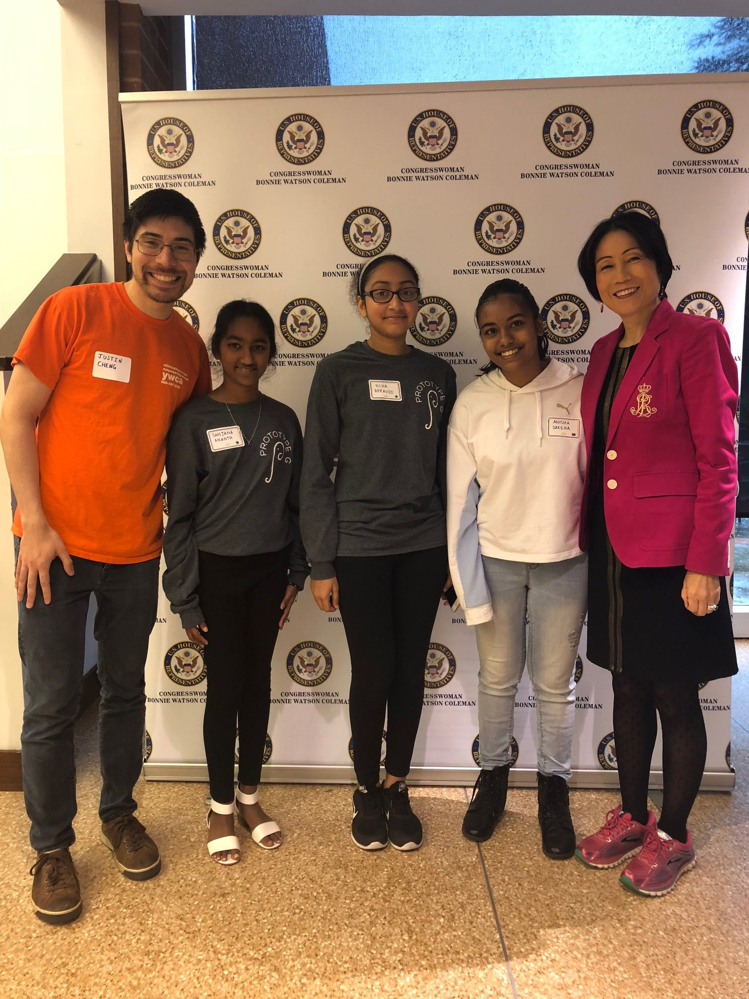Ywca Robotics At Black Women Girls Caucus Ywca Princeton