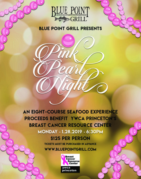 Pink Pearl Night - BCRC @ Blue Point Grill | Princeton | New Jersey | United States