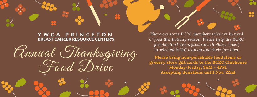 BCRC Annual Thanksgiving Food Drive @ BCRC Clubhouse