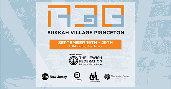 Sukkah Village Panel on Affordable Housing @ Princeton Senior Resource Center