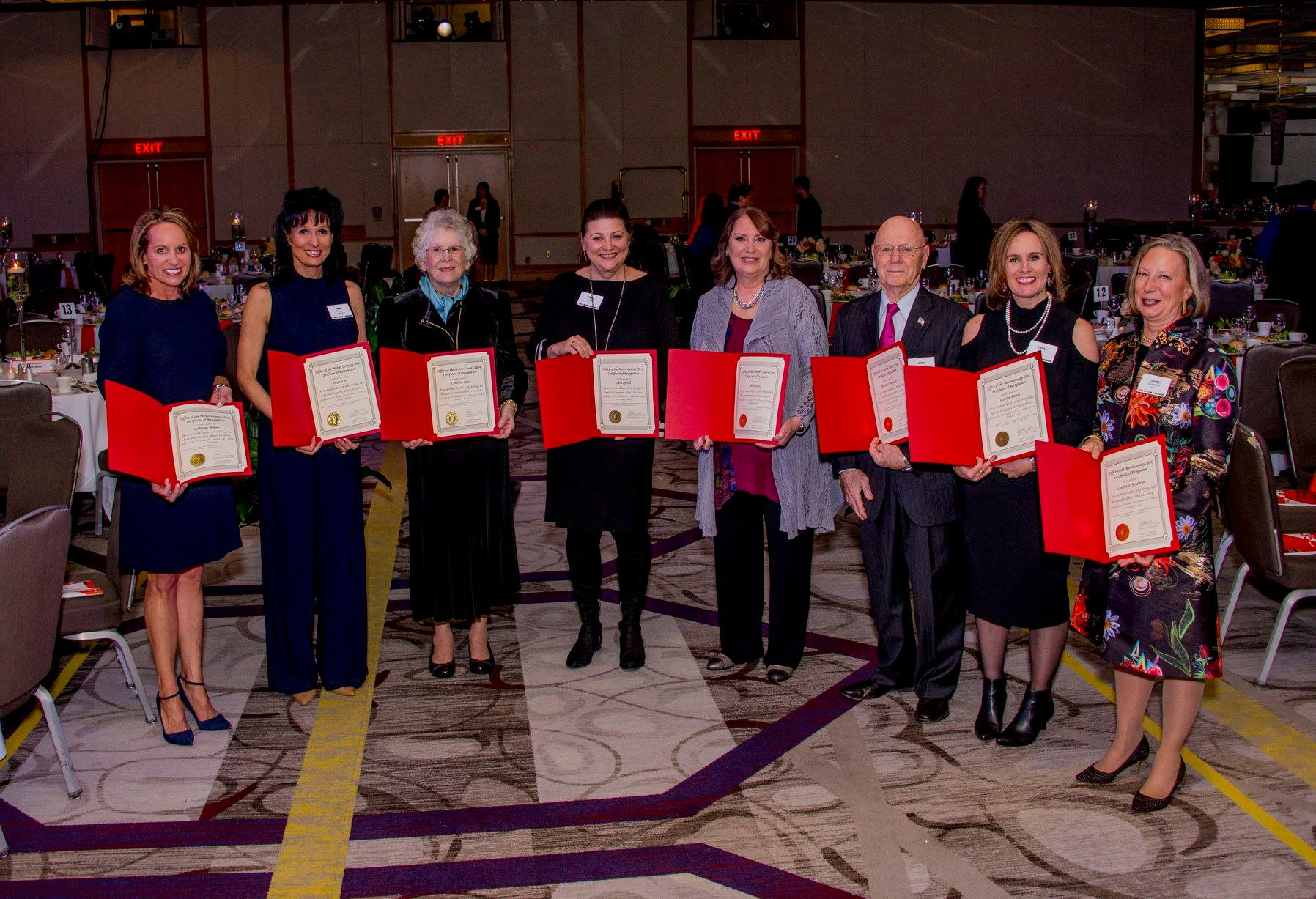 2018 Honorees of the Tribute to Women Awards